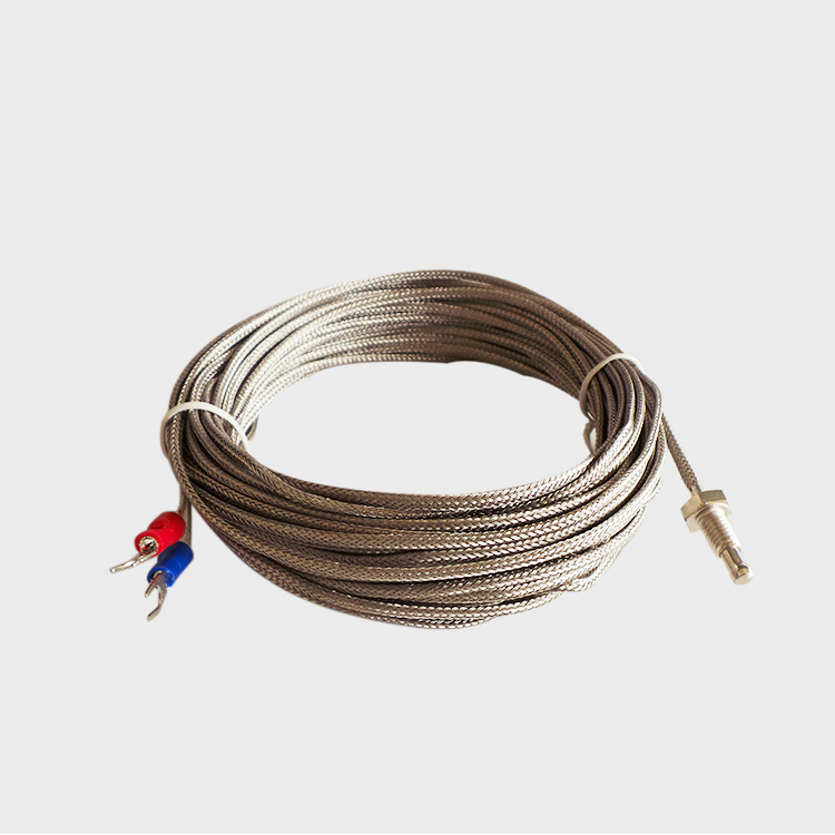customized screw Thread Thermocouple Temperature Instruments