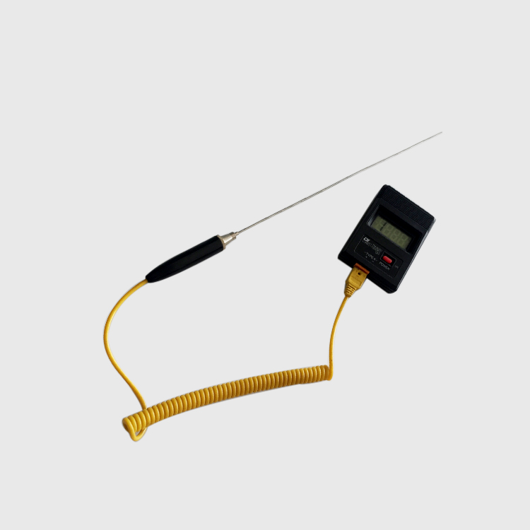Type K 304SS sheath Utility Thermocouple Handle Probes
