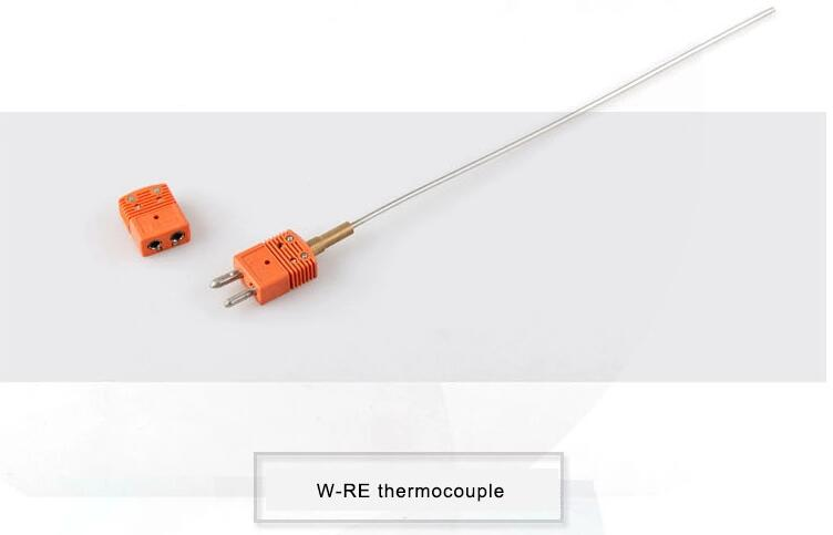 Mineral insulated Thermocouple with connector